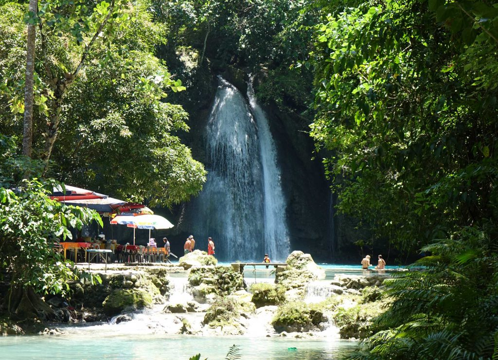 Kawasan Falls Badian Cebu
