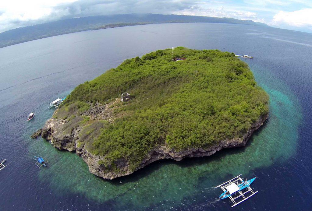 Pesacdor Island Moalboal Cebu