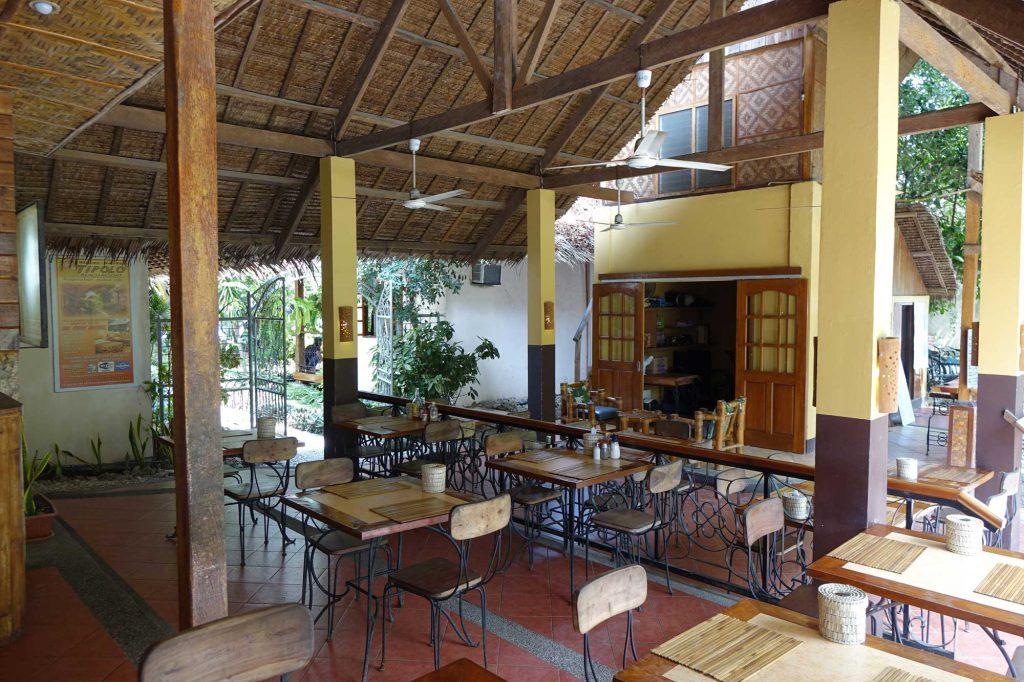 Last Filling Station Restaurant Moalboal