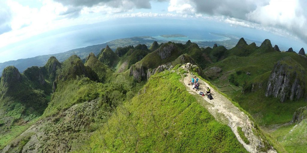 Trekking to OSMEÑA PEAK Cebu